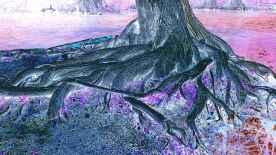 Beastie guardians of the tree