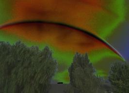rainbow dimension x